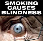 Australia 2012 Health Effects Eye - blindness front