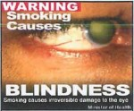 Suriname 2014 Health Effects eye - blindness (back)