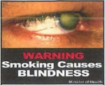 Suriname 2014 Health Effects eye - blindness (front)