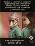 Uruguay 2013 ETS Child - targets parents, mirror, clever - back