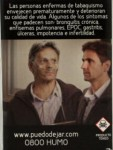 Uruguay 2013 Health Effects Wrinkles - targets men, premature aging, mirror - back