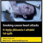 Malta 2016 Health Effects heart - heart attack