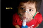 Mexico 2011 ETS children - respiratory diseases, asthma