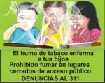Panama 2015 ETS Children - secondhand smoke