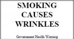 Aussie 2000 Health Effects wrinkles - plain warning
