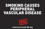 Aussie 2002 Health Effects vascular system - peripheral vascular disease, plain warning