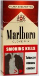 Marlboro Clove Mix (India Nov 10) - Right side angle