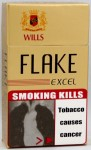 Wills Flake Excel (India Nov 10) - Right side angle